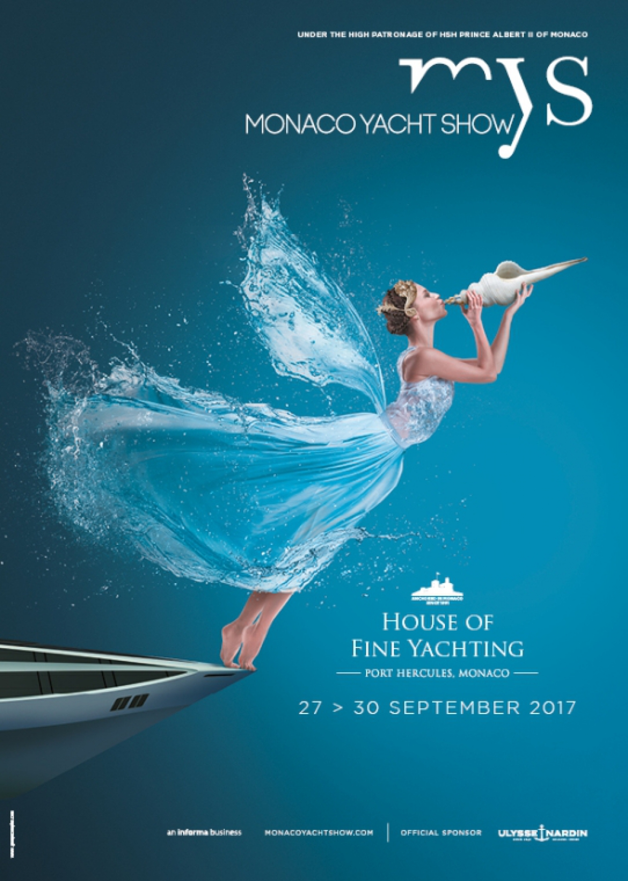 PrivatSea at the Monaco Yacht Show 2017